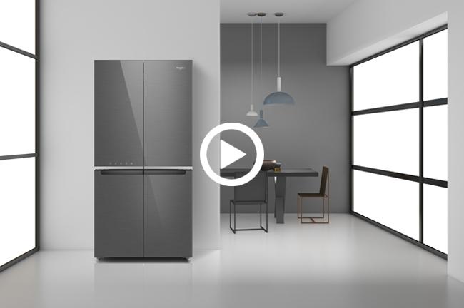 载誉前行 惠而浦冻龄Pro冰箱展现健康生活方式